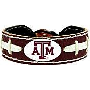 GameWear Texas A&M Aggies Team-Colored Football Bracelet