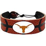 Texas Longhorns Classic Basketball Bracelet