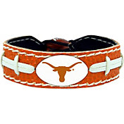 GameWear Texas Longhorns Team-Colored Football Bracelet