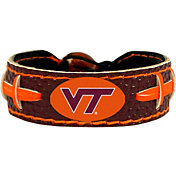 GameWear Virginia Tech Hokies Team-Colored Football Bracelet