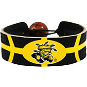 Wichita State Shockers Team Color Basketball Bracelet