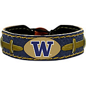 GameWear Washington Huskies Team-Colored Football Bracelet