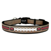 Tampa Bay Buccaneers Reflective Dog Collar