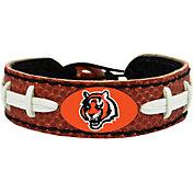 GameWear Cincinnati Bengals NFL Classic Football Bracelet