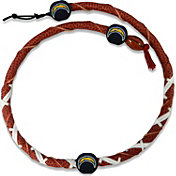 GameWear San Diego Chargers NFL Classic Spiral Football Necklace