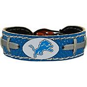 GameWear Detroit Lions NFL Team Color Football Bracelet