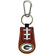 GameWear Green Bay Packers NFL Classic Team Football Keychain