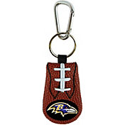 GameWear Baltimore Ravens NFL Classic Team Football Keychain