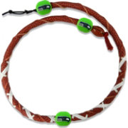 GameWear Seattle Seahawks NFL Classic Spiral Football Necklace