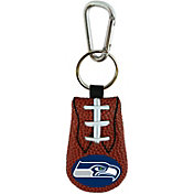 GameWear Seattle Seahawks NFL Classic Team Football Keychain