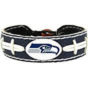 GameWear Seattle Seahawks NFL Team Color Football Bracelet