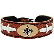 GameWear New Orleans Saints NFL Classic Football Bracelet