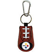 GameWear Pittsburgh Steelers NFL Classic Team Football Keychain