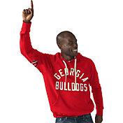 Hands High Men's Georgia Bulldogs Red Motion Hoodie