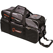 Hammer Triple Tote 3-Ball Roller Bowling Bag