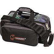 Hammer Double Tote 2-Ball Bowling Bag