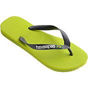 Havaianas Men's Brazil Logo Flip Flops