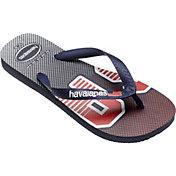 Havaianas Men's Top USA Flip Flops