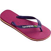 Havaianas Women's Brazil Logo Flip Flops