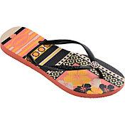 Havaianas Women's Slim Thematic Flip Flops