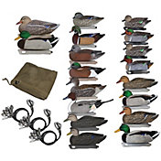 Hard Core Hunt-Ready Puddle Pack – 18 Floating Decoys