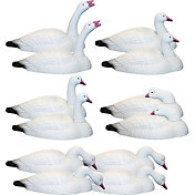 Hard Core Snow Goose Shell Touch Down Decoy – 12 Pack