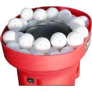 Heater Crusher Fast Mini Pitching Machine Poly Balls