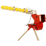 Heater Baseball/Softball Combo Pitching Machine w/ Feeder
