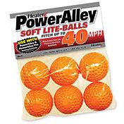 Heater PowerAlley Pitching Machine Soft Lite-Balls - 6 Pack