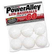 Heater PowerAlley Pitching Machine Lite-Balls - 6 Pack