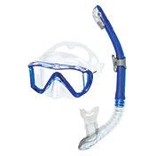 Head Manta Mask and Marlin Dry Snorkel Combo