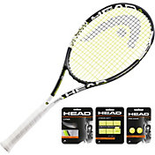 HEAD Graphene XT Speed S Tennis Racquet Battle Pack