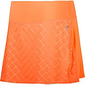 HEAD Women's Diamond Jacquard Tennis Skort