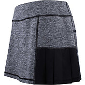 HEAD Women's Pleated Marled Tennis Skort