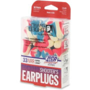 Howard Leight Super Leight USA Shooter's Earplugs
