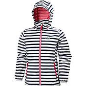 Helly Hansen Girls' Freya Rain Jacket
