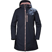Helly Hansen Women's Long Belfast Insulated Rain Jacket