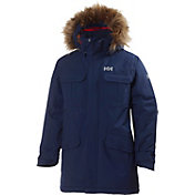 Helly Hansen Boys' Legacy Insulated Parka