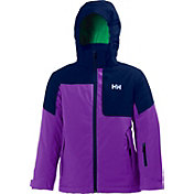 Helly Hansen Girls' Rider Insulated Jacket