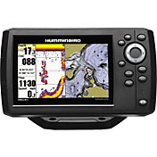 Humminbird Helix 5 G2 Sonar GPS Fish Finder Combo