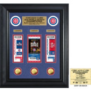 Highland Mint 2016 World Series Champions Chicago Cubs Deluxe Gold Coin and Ticket Collection