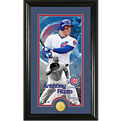 Highland Mint Chicago Cubs Anthony Rizzo Supreme Bronze Coin Photo Mint