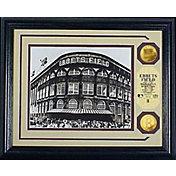 Highland Mint Brookyln Dodgers Ebbets Field Gold Coin Photo Mint