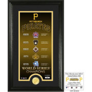 Highland Mint Pittsburgh Pirates 'Legacy' Supreme Bronze Coin Photo Mint