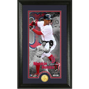 Highland Mint Boston Red Sox Mookie Betts Supreme Bronze Coin Photo Mint