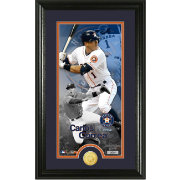 Highland Mint Houston Astros Carlos Correa Supreme Bronze Coin Photo Mint
