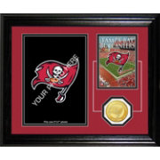 The Highland Mint Tampa Bay Buccaneers Framed Memories Photo Mint