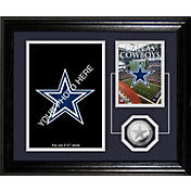 The Highland Mint Dallas Cowboys Framed Memories Photo Mint