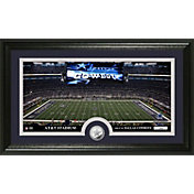 The Highland Mint Dallas Cowboys AT&T Stadium Panoramic with Bronze Coin