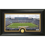 The Highland Mint Jacksonville Jaguars EverBank Field Panoramic with Bronze Coin